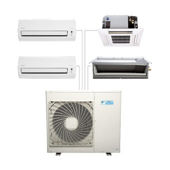 Sistema All In One Multi Split Inverter Premium Daikin